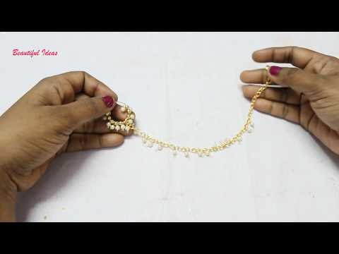 How To Make Nose Rings