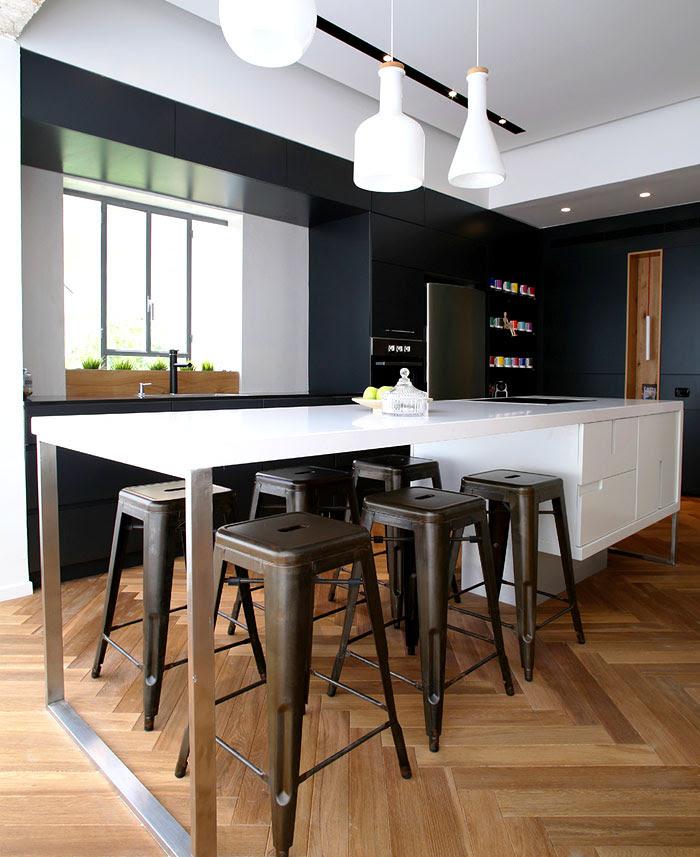 Functional Trendy Art Home