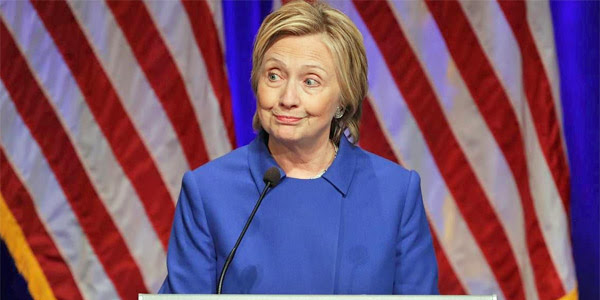 Former Democratic Party nominee Hillary Clinton (Photo: Twitter)