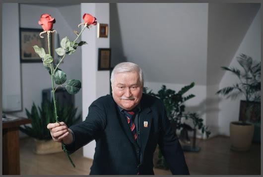 Wałęsa do Rigamonti: Może bronić demokracji trzeba będzie drogą niedemokratyczną