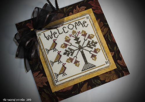 Primitive Welcome 2
