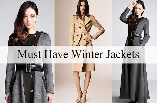 Must Have Winter Jackets  |  High On Gloss – Indian Beauty & Makeup Blog
