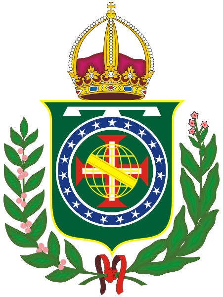 Archivo:COA Imperial Prince of Brazil (alternative).svg