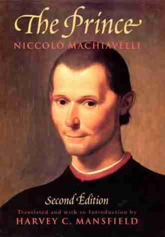The Prince Niccolò Machiavelli, 1532
