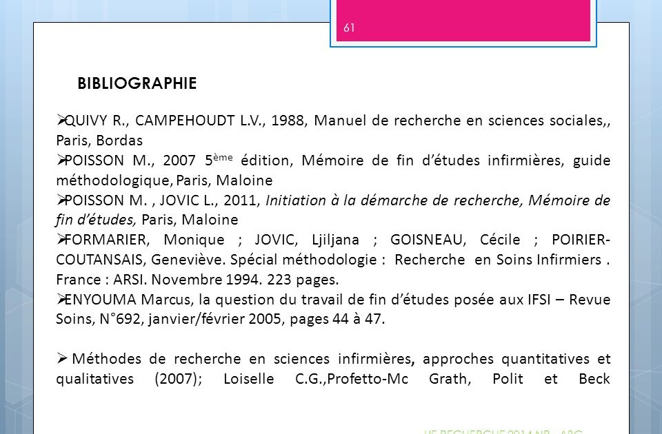 Exemple De Mémoire De Fin D étude - Exemple de Groupes