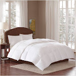 True North by Sleep Philosophy Level 3 Down Comforter, King, White