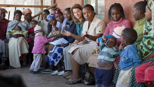 Melinda Gates: The key to empowering women