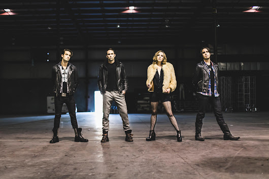 First Listen: Halestorm's New Album, 'Into the Wild Life'