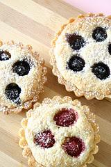 Almond Berry Tarts