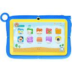 Azpen Wonder Tablet K749 Kids Tablet 7 inch HD screen with Kids UI and App store (Blue)