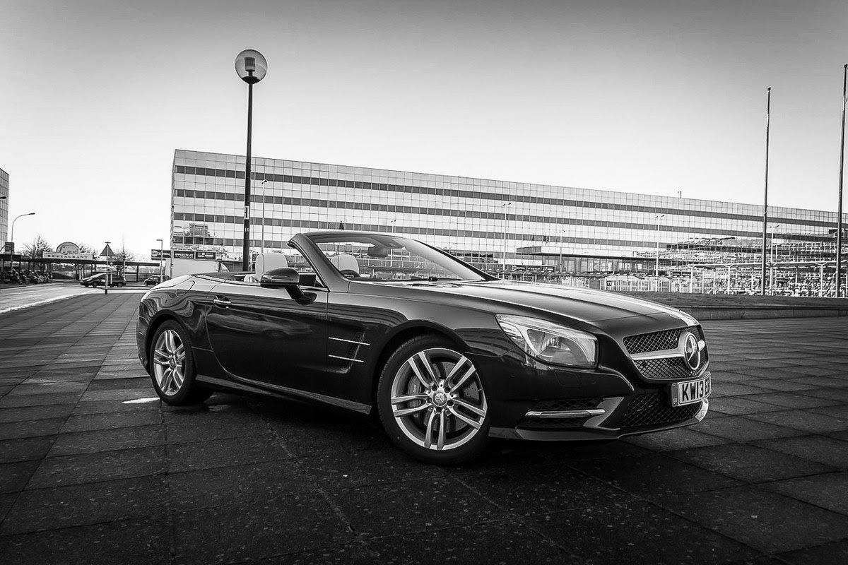 Driven: Mercedes-Benz SL 350 AMG Sport