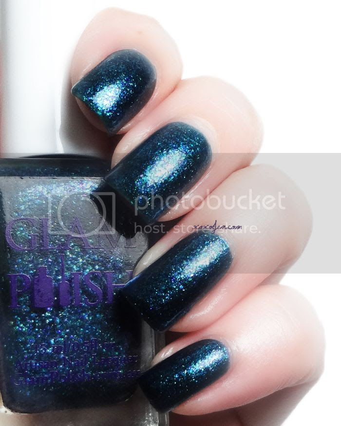 xoxoJen's swatch of Glam Polish Rivendell