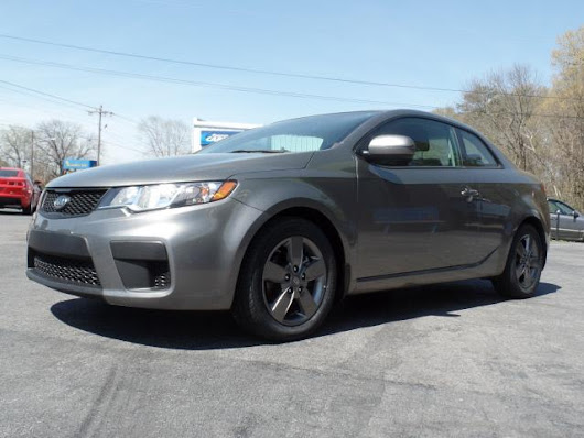 Used 2011 Kia Forte Koup for Sale in Calhoun GA 30701 Calhoun Auto Outlet