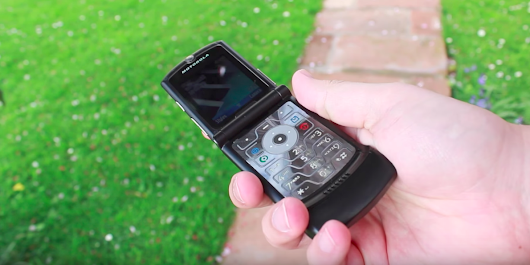 The inside story of how the Motorola Razr was made