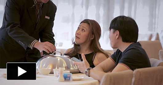 [VIDEO] Pamela Chong, Steve Yap and Sarah Lian join forces to shock Malaysians.
