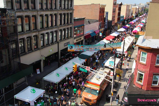 The 5th Annual All About Downtown Street Fair