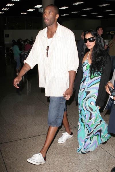 Kobe Bryant Pictures. Kobe Bryant girlfriend Vanessa