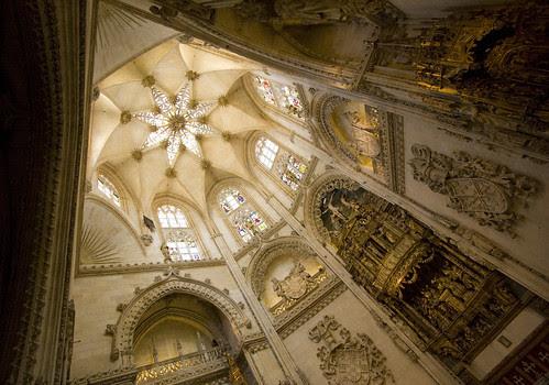 The Constable's Chapel in Burgos