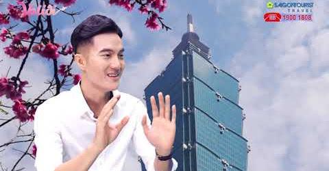 VALIDI TẬP 22 | VALI TOUR - Diễn viên La Mindu khám phá Đài Loan