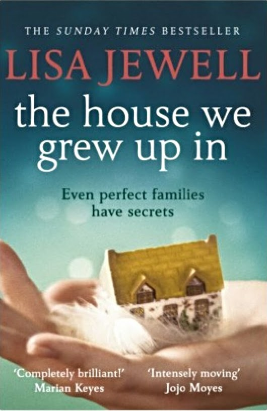 #BookReview The House We Grew Up In by Lisa Jewell #amreading