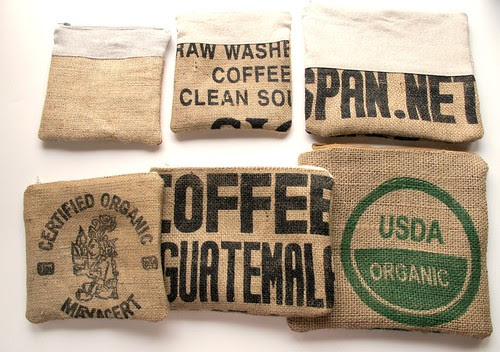 coffeesack pouches