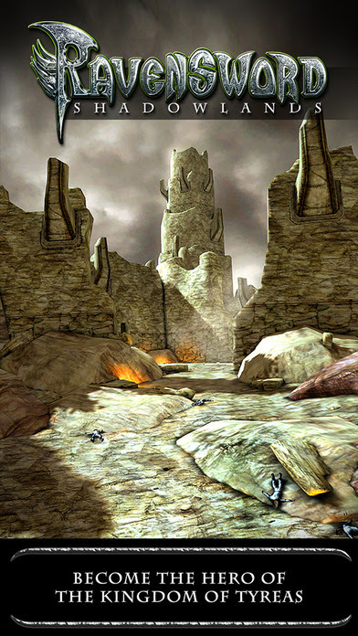 Ravensword: Shadowlands screenshot