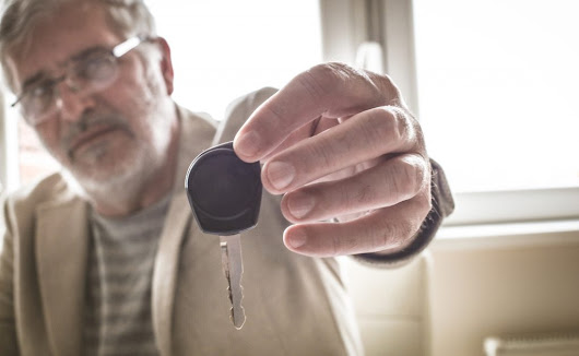 4 Ways to NICELY Take Away the Car Keys or the car