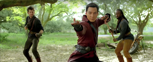 It's No 'Iron Fist' — Why 'Into The Badlands' Is The Martial Arts Fantasy To Watch
