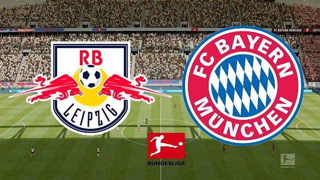 Watch Live Stream Match: Leipzig vs Bayern Munchen (Bundesliga)