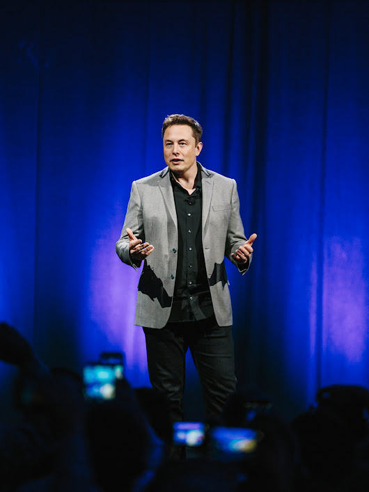 Elon Musk's Grand Plan to Power the World With Batteries | WIRED