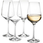 Voice 12 oz. Crystal All Purpose Wine Glass Vivo by Villeroy & Boch Group