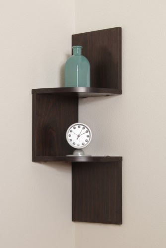 House Decor 4d Corner Wall Shelf