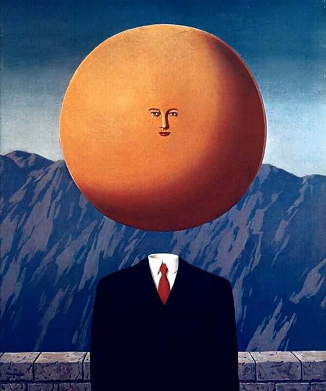 The Art of Living, 1967 by Rene Magritte