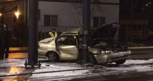 Single Car Crash Halts Light Rail in South Seattle - Emerald Law Group
