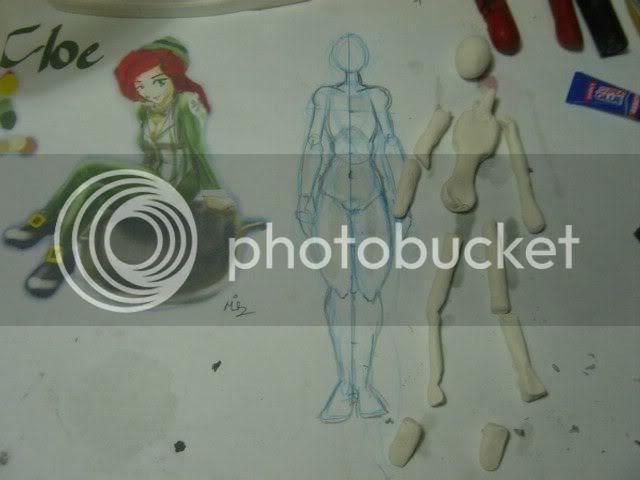 paper armature