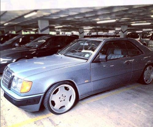 For Sale - MERCEDES BENZ W124 230CE RARE MANUAL (1988 ...
