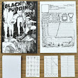 Black Pudding Issue 3 Premium Bundle | Squarehex