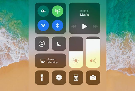 Set A Timer Without Unlocking Your Phone And 3 Other iOS 11 Beta Control Center Tricks