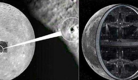 7 Irregularities that suggest Earth's Moon was engineered