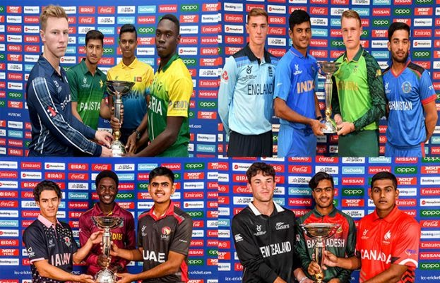 ICC Under-19 Cricket World Cup 2020 to start from Friday