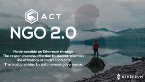 PR: ACT Is NGO 2.0 - Bringing Power Back to the People