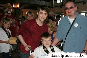 Make-A-Wish Foundation at The Wizarding World of Harry Potter