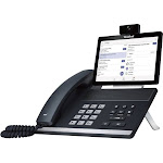 Yealink VP59 Wi-Fi Android IP video Phone - Classic Gray