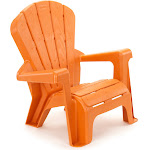Little Tikes Garden Chair, Orange