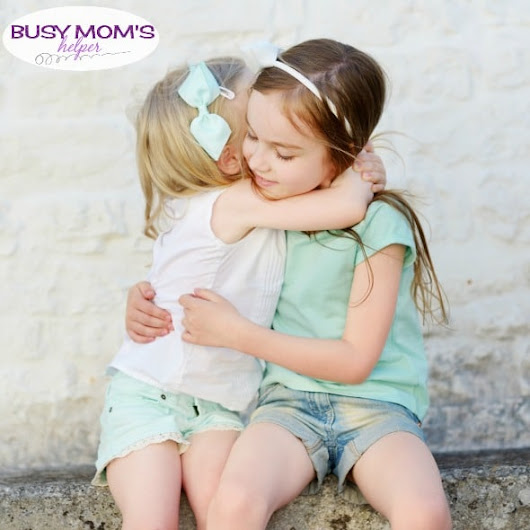 5 Tips for Teaching Children to Give - Busy Moms Helper