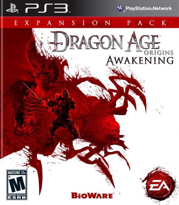 dragon age awakening wallpaper. Dragon Age: Origins expansion announced,