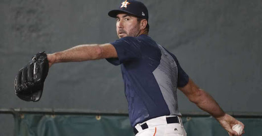 Will Justin Verlander Help Bring A World Series To Houston?