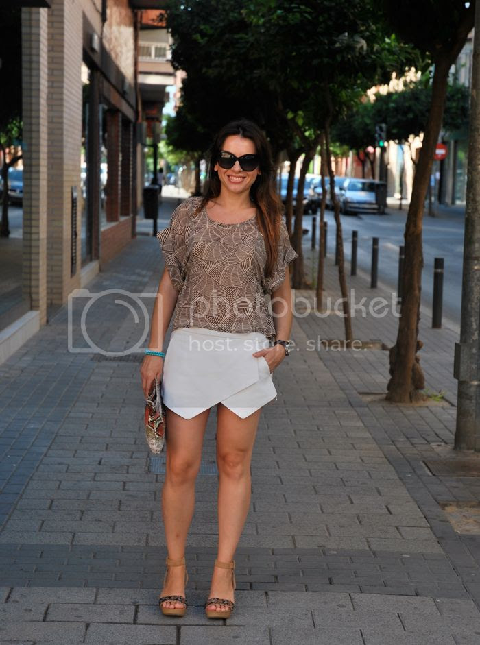 Origami Skirt Streetstyle