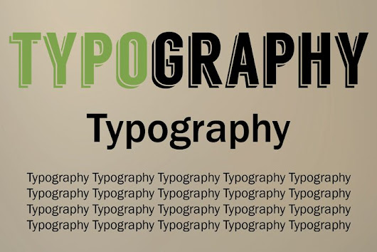 Every Design Needs Three Levels of Typographic Hierarchy | Design Shack