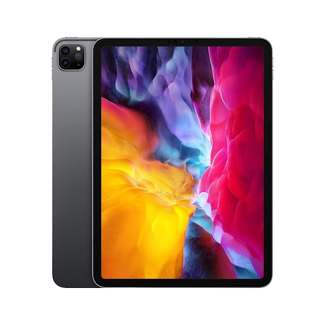 New Apple iPad Pro (11-inch, Wi-Fi, 128GB) - Space Grey (2nd Generation)
